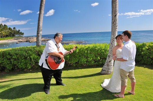 Hawaii wedding vendors wedding venues wedding reception venues paradise cove junglespirit Images
