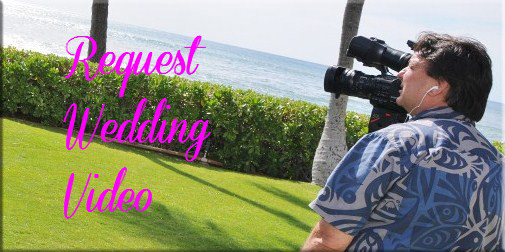 Wedding Video Reservations